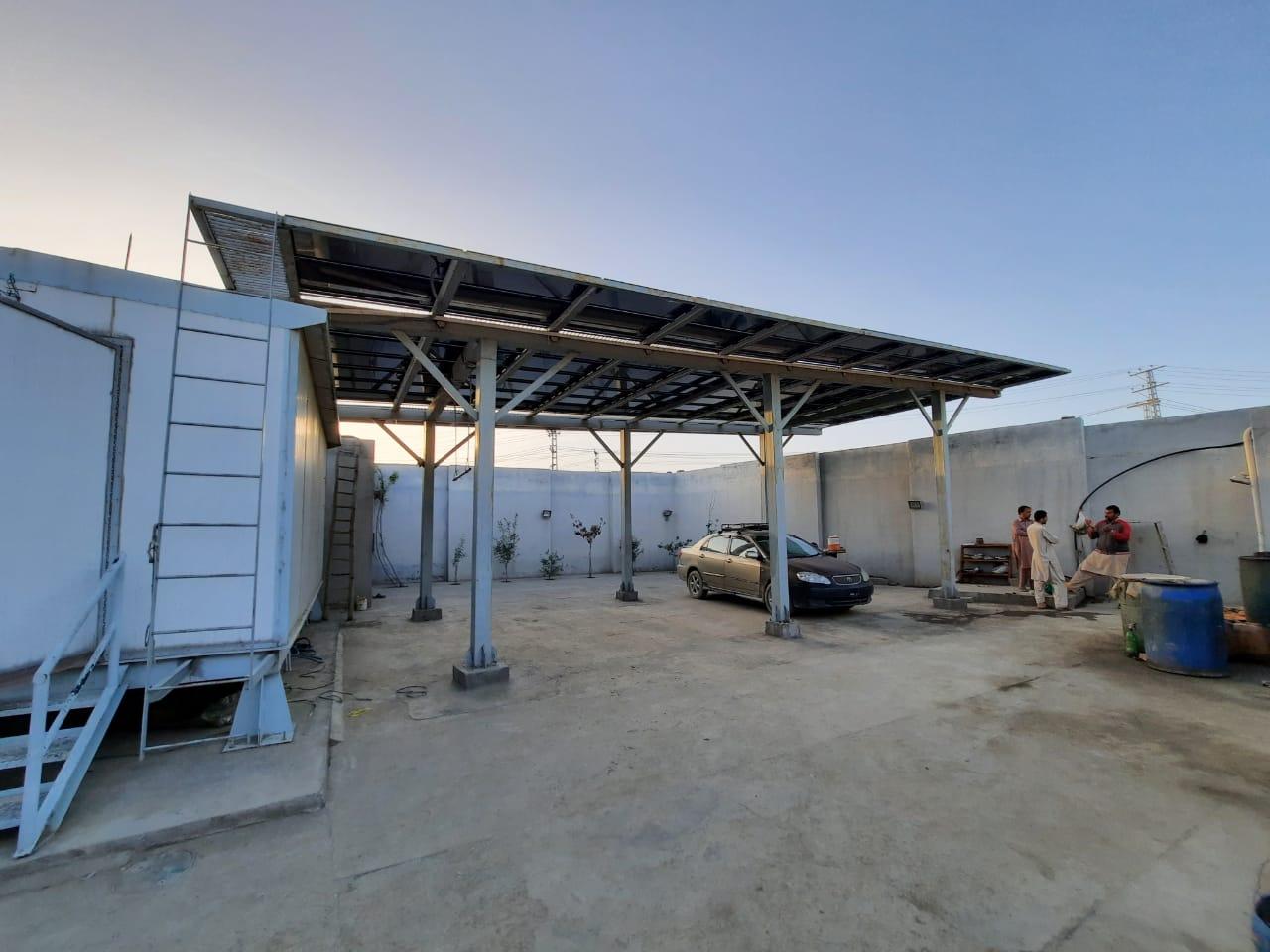 Solar Project Gujranwala